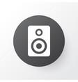 speaker icon symbol premium quality isolated vector image vector image