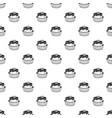 choco bonbon pattern seamless vector image vector image