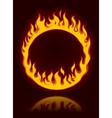 Fiery ring