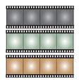 Film4 vector image vector image