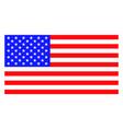 image american flag patriotic background vector image vector image