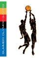 Summer Olympic igry volleyball silhouettes2 vector image vector image