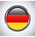 germany button vector image