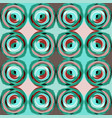 color abstract seamless quality pattern vector image vector image