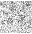 Coloring book page design with pattern Mandala vector image vector image