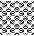 Polka dot and circle geometric seamless pattern 46 vector image vector image