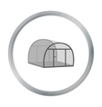 Greenhouse icon of for web and vector image