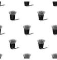 toothpicks icon in black style isolated on white vector image vector image