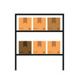 box in storage icon image vector image vector image