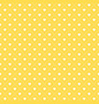 cute seamless hearts lattice background pattern vector image