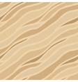 Seamless sand background vector image vector image