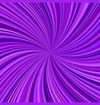 purple abstract spiral background vector image vector image