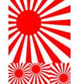 starburst burst explosion backgrounds vector image vector image