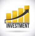 investment design vector image vector image