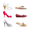 Lady footwear's vector | Price: 1 Credit (USD $1)