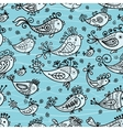 Seamless pattern with funny fishes for your design vector | Price: 1 Credit (USD $1)