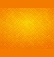 yellow tile textured background vector image vector image