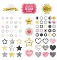 Collection of premium design elements