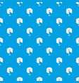 neo pattern seamless blue vector image vector image