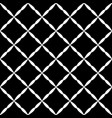 seamless abstract grid art black white diagonal vector image vector image
