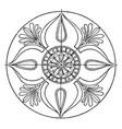 greek circular panel is a vase painting vintage