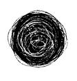 Circle 01 vector image vector image
