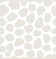 abstract seamless pattern texture with spots vector image