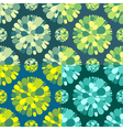 Seamless pattern Package Cover Design vector image