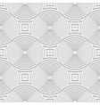 seamless art deco linear pattern texture vector image vector image