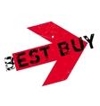 Best buy stamp vector image vector image