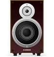 sub woofer speaker vector image vector image