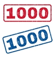 1000 Rubber Stamps
