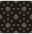 Seamless pattern Skull seamless pattern vector image vector image