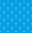 steem pattern seamless blue vector image vector image