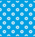 coin naira pattern seamless blue vector image vector image