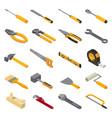 hand tool construction handtools hammer vector image vector image