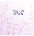 the technological pattern of the concept vector image