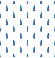 bottle cream pattern seamless vector image vector image