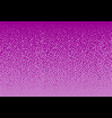 the banner pink sequins mosaic sequins glitter vector image