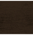Dark wood texture background vector image