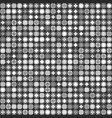 gray seamless pattern abstract mosaic of the vector image