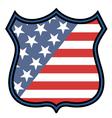 American emblem vector image vector image