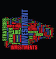 are you an investment dummy like me text vector image vector image