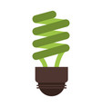 eco friendly icon image vector image vector image