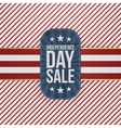 Independence Day Sale special Badge vector image vector image