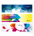 high tech backgrounds vector image