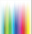 rainbow colorful stripes abstract background 01 vector image vector image