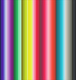 rainbow colorful stripes abstract background 03 vector image vector image