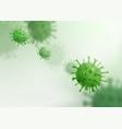 virus background coronavirus alert pattern