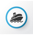 cruise icon symbol premium quality isolated vector image vector image